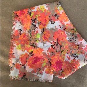 Vibrant Cotton Scarf
